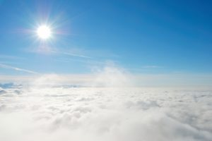sun and clouds iStock_000004631244XSmall